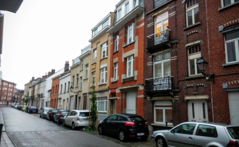 How to find an apartment in Brussels | Janne Elvelid